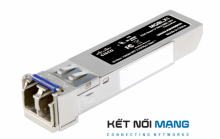 Transceivers MFEBX1 100BASE-BX-20U SFP transceiver for single-mode fiber supports up to 20 km