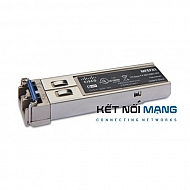 Transceivers MFELX1 100BASE-LX SFP transceiver for single-mode fiber supports up to 15 km