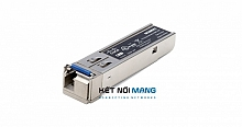 Transceivers MGBBX1 1000BASE-BX-20U SFP transceiver for single-mode fiber supports up to 10 km