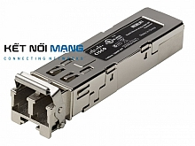 Transceivers MGBLH1 1000BASE-LH SFP transceiver for single-mode fiber supports up to 40 km