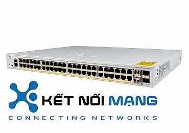 Thiết bị chuyển mạch Cisco Catalyst C1000-48T-4G-L Switch