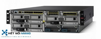Thiết bị tường lửa Cisco Firepower 9300 Chassis for AC Power Supply