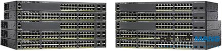 Cisco Catalyst 2960-X Series Switches